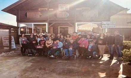 Marano: è festa alle cantine Federiciane Monteleone con i disabili di Armonie