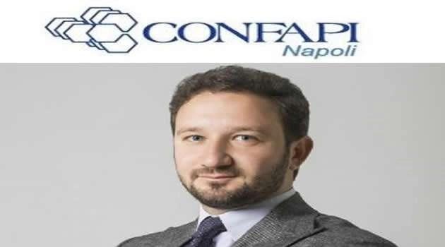 Confapi Napoli - il nuovo Presidente Raffaele Marrone