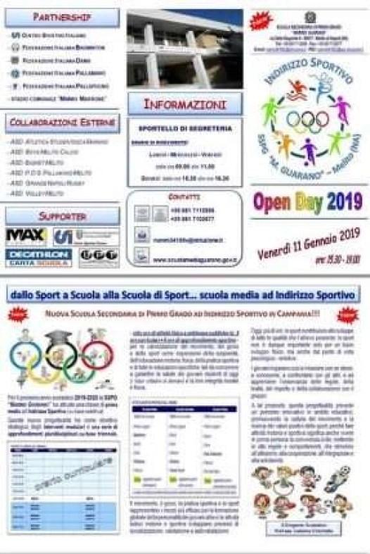 Melito - SMS Marino Guarano - scienze motorie sportive