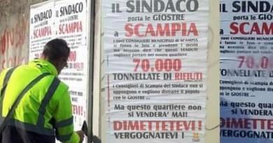 Scampia - manifesti