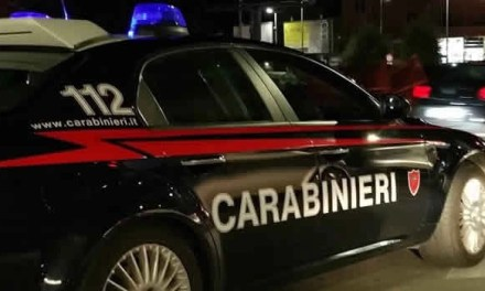 Grave incendio nel casertano. Due morti