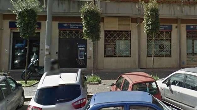 Melito: svaligiata banca in Via Roma