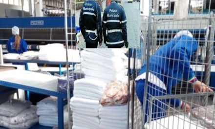 Sant'Antimo, sequestrata tintoria per mancato rispetto delle norme ambientali