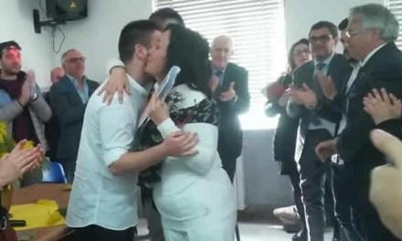"""Gli studenti del Kant al Comune: """"Melito Città amica delle donne"""""""
