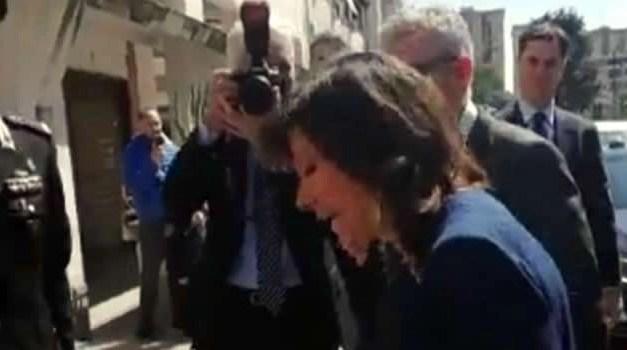"""Melito, la Presidente del Senato Casellati in città in visita alla """"Scugnizzeria"""""""