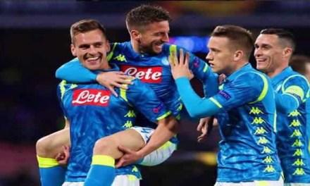 Sconfitta indolore del Napoli a Salisburgo: ai quarti grazie all'andata e a Milik
