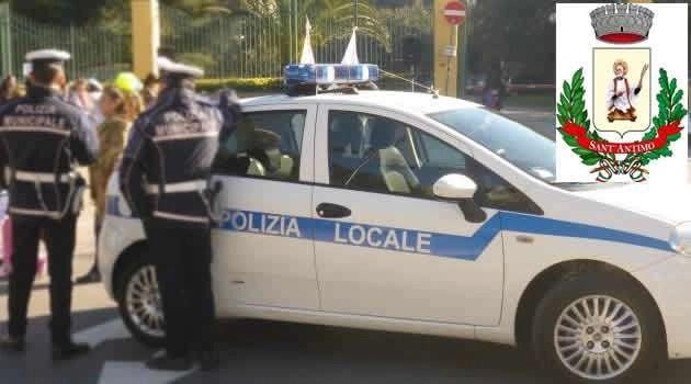 Sant'Antimo - vigili urbani