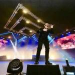 Allarme bomba: Tony Colombo costretto ad annullare concerto