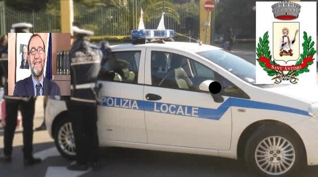 Sant'Antimo, arrivano i 6 vigili urbani