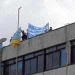 Melito, l'American Laundry in rivolta all'ospedale Pascale