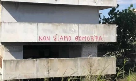 """Scampia. """"Non siamo Gomorra"""" è la voglia di riscatto dei napoletani"""