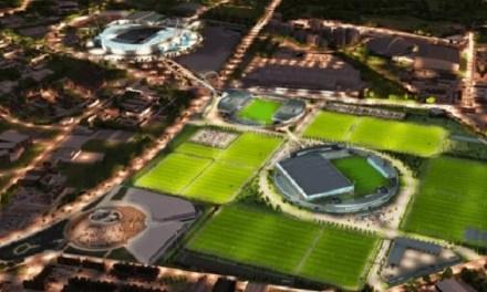 Melito. Partono i lavori per il centro sportivo: 12 campi, piscina e albergo