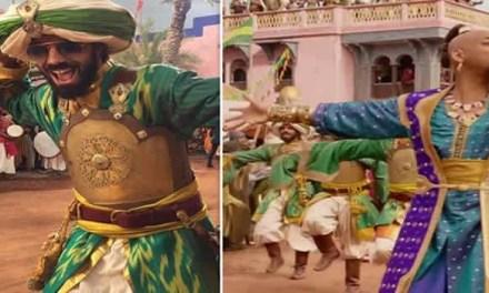 """Giovane giuglianese nel cast di """"Aladdin"""""""