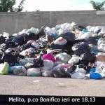 Melito. Raccolta rifiuti straordinaria per la pulizia delle strade