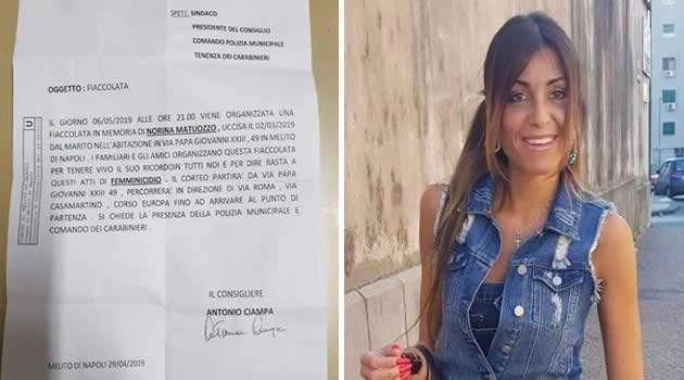 """Melito. La storia di Norina ad """"Amore Criminale"""""""