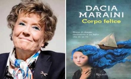 Dacia Maraini il 5 giugno a Casalnuovo di Napoli