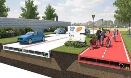 Plastic Road, il progetto per le strade in plastica riciclata