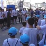 Inaugurata a Napoli la Mini Universiade
