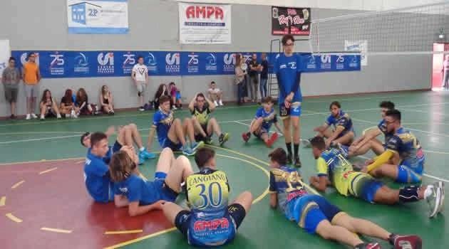 Storm Volley Melito