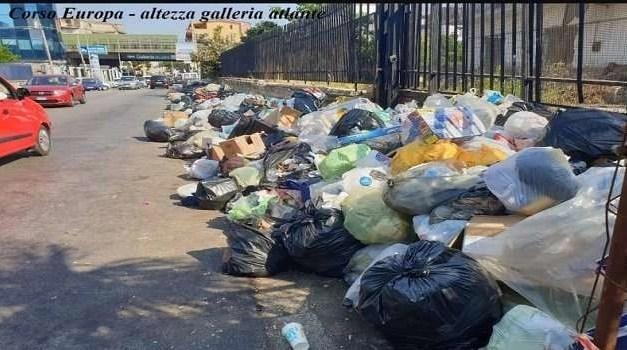 Melito, mobilitazione del Partito Fratelli d'Italia di Melito per la questione rifiuti