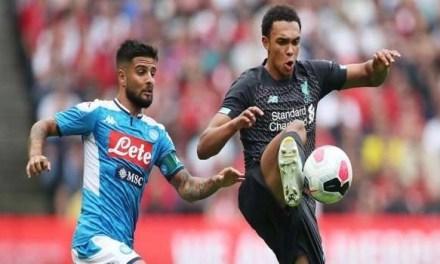 Liverpool-Napoli. Amichevole di lusso