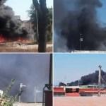 Melito, l'incendio di ieri, di chi la colpa? Di chi la responsabilità?