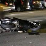 Melito. Incidente tra un'auto e uno scooter