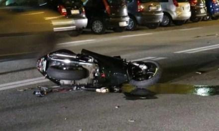 Grave incidente ad Aversa: coinvolto un 16enne in sella al suo scooter