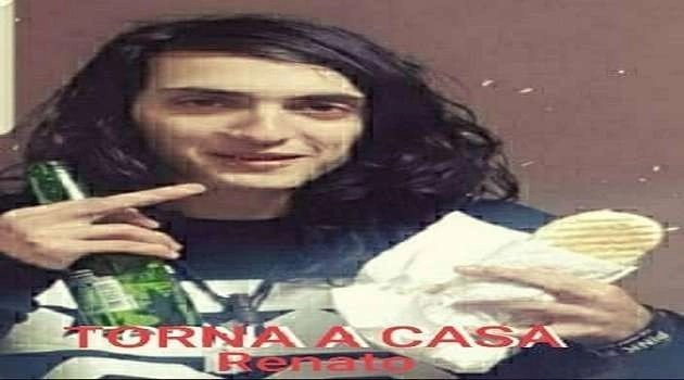 Villaricca. Renato scompare a soli 16 anni, richiesta la massima diffusione
