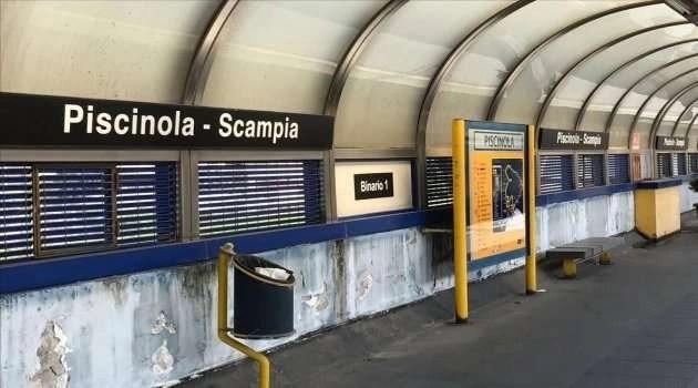 Allarme bomba alla metropolitana