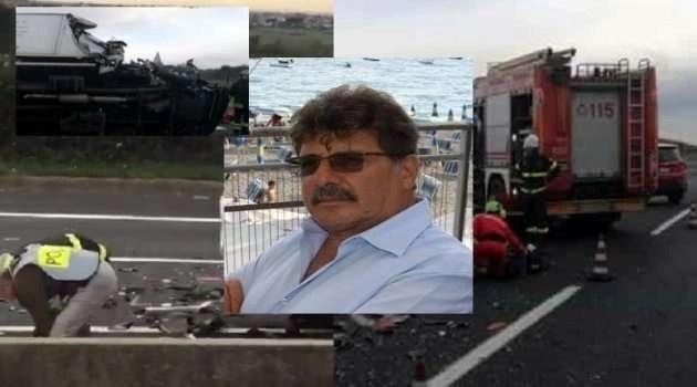 Muore in un terribile incidente sull'A1: Caivano e Casoria si stringono intorno alla famiglia di Schettino