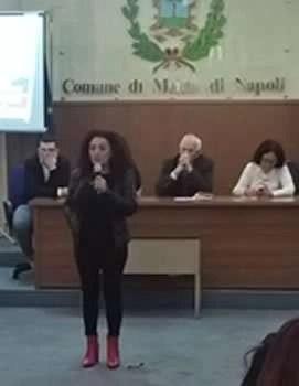 Melito - 25 novembre violenza sulle donne evento al comune - Maddalena Capozzi