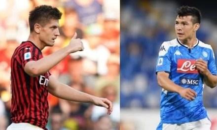 Convocati e probabili formazioni di Milan-Napoli