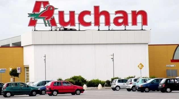 Auchan: migliaia di dipendenti rischiano il lavoro in tutta Italia