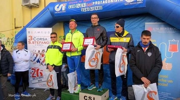 Corsa di Santo Stefano: vincono Gilio Iannone e Janat Hanane!