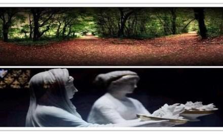 Un amore di porcellana, il fantasma di Capodimonte