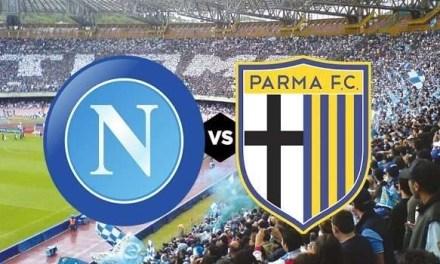 Convocati e probabili formazioni di Napoli-Parma