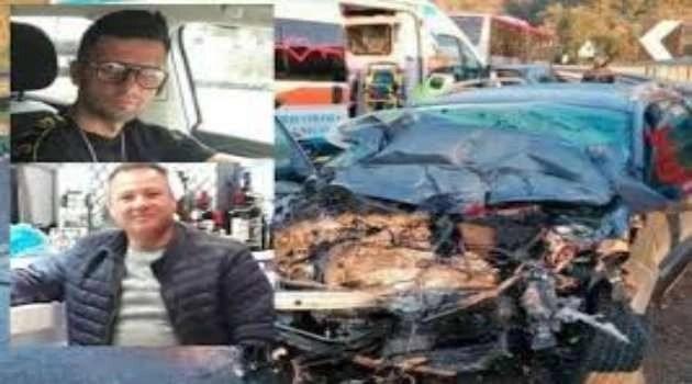Lutto a Mugnano e Pozzuoli. Patrizio e Fiorentino muoiono in un terribile incidente
