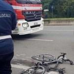 Investito un uomo in bici a Giugliano
