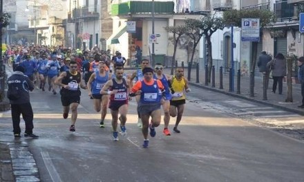 19^ Maratonina Città di Sant'Antonio Abate: vincono Giorgio Mario Nigro e Janat Hanane
