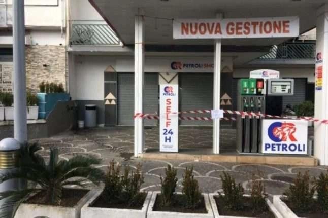 Sequestrato distributore di benzina. Sanzionato il proprietario
