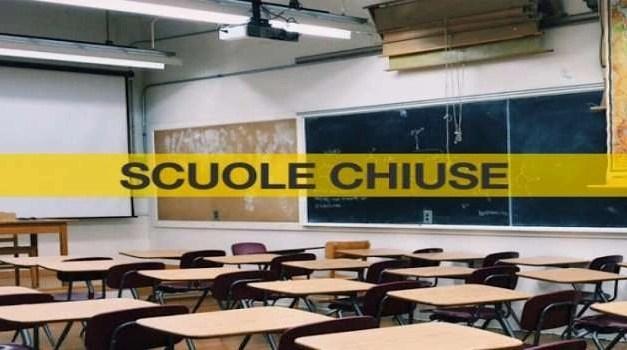 Disposizione chiusura scuole a causa del coronavirus. A breve l'ufficialità