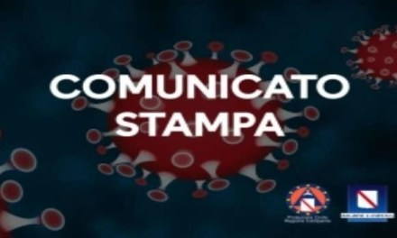 Coronavirus. Il Presidente De Luca scrive al Presidente del Consiglio e ai Ministri della Difesa