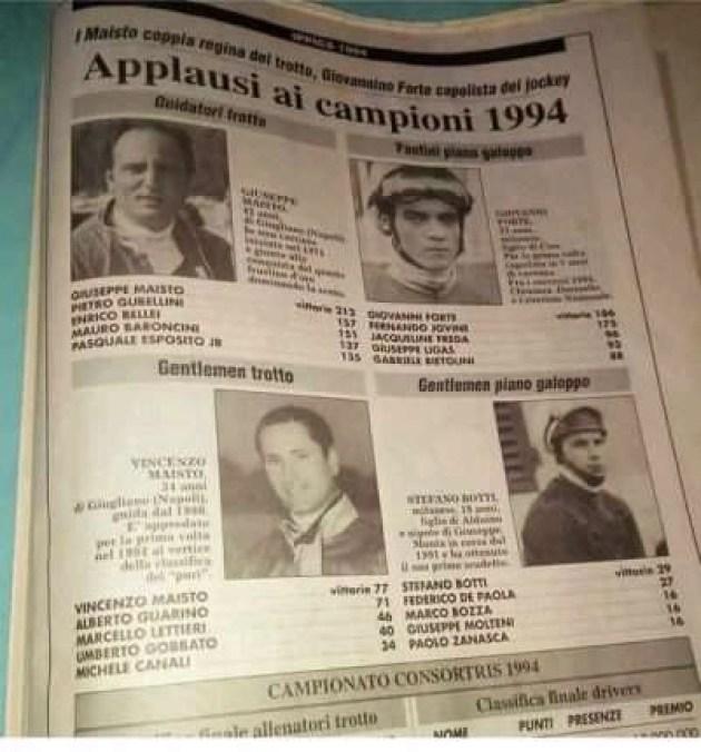 Vincenzo Maisto giornale