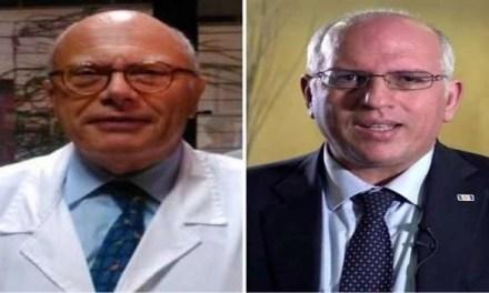 Disputa tra Massimo Galli e Paolo Ascierto a Carta Bianca