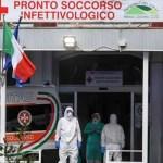 Napoli – Cronaca. Allarme Covid: ospedale Cotugno quasi pieno