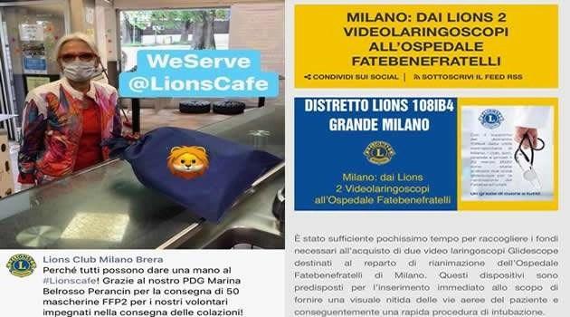 Lions Clubs: tra solidarietà e Bel Canto
