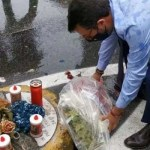 Capodichino. Salvini in preghiera per Lino Apicella