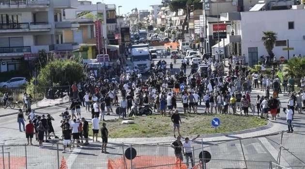 """""""A 100 contagi, si chiude la città"""": Mondragone ad un passo dalla chiusura"""