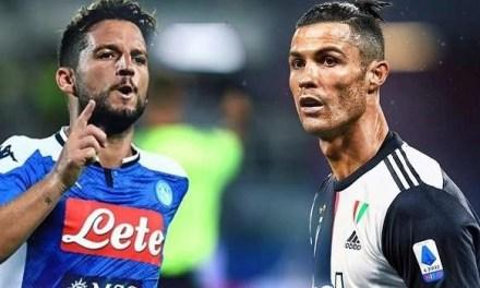 Ultimissime e probabili formazioni di Napoli-Juventus